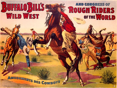 the time when the old west belonged to buffalo bill The region east of the national park, including the town of cody, is all about buffalo bill cody and the old west read our list of the top 9 things to do.