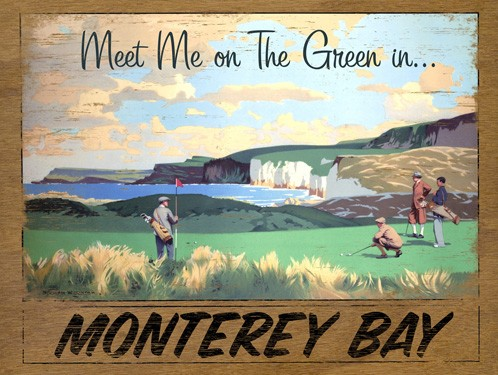Meet me at the Green in Monterey Bay