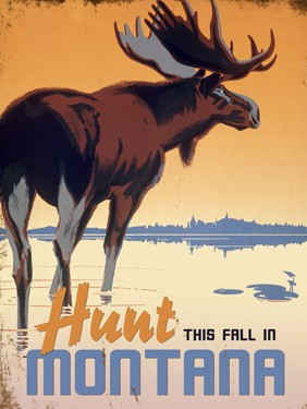 Hunt This Fall in Montant