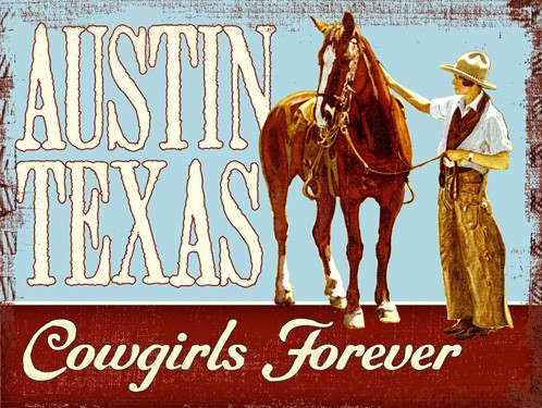Cowgirls Forever Austin Texas