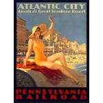 Pennsylvania Railroad Atlantic City Resort