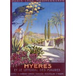 Hyeres French Riviera Beach