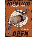Hunting Season Open