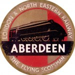 Aberdeen, london and north eastern railway