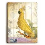Natural Wonders - Yellow Bird
