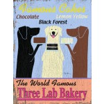 The World Famous Three Lab Bakery